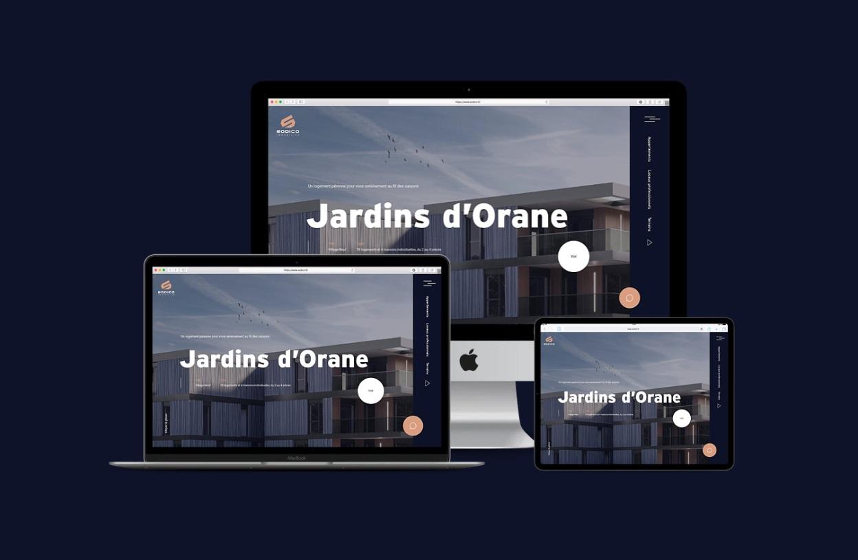 Mulhouse : le site internet de Sodico obtient un trophée